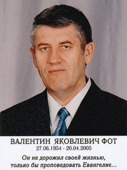 Valentin Voth-Evangelist
