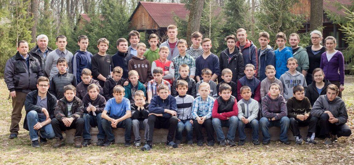 Waisenkinderfreizeit (Ukraine)